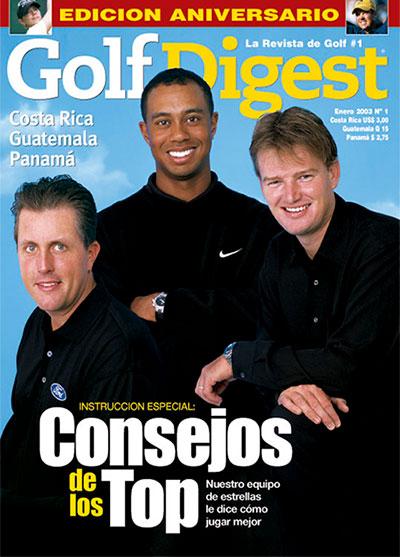 Revista GolfDigest